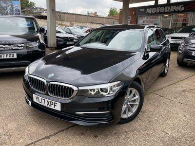 BMW 5 Series Estate 2.0 520d SE Touring Auto xDrive (s/s) 5dr