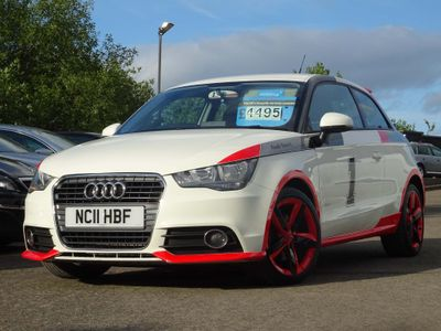 AUDI A1 Hatchback 1.6 TDI Competition 3dr