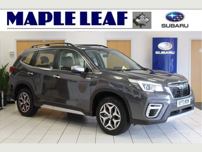 Subaru Forester SUV 2.0 e-Boxer XE Lineartronic 4WD (s/s) 5dr
