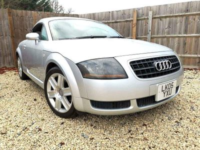 Audi TT Coupe LOW MILEAGE AUTOMATIC 45,000 MILES