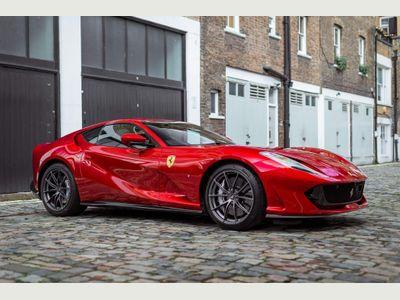 Ferrari 812 Superfast Coupe 6.5 V12 F1 DCT (s/s) 2dr