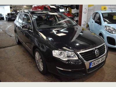 Volkswagen Passat Estate 2.0 TDI CR Highline DSG 5dr