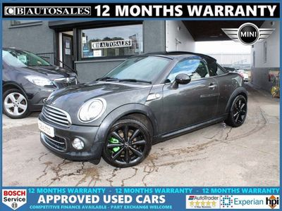 MINI Coupe Coupe 1.6 Cooper 3dr