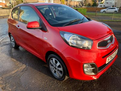 Kia Picanto Hatchback 1.0 City 3dr