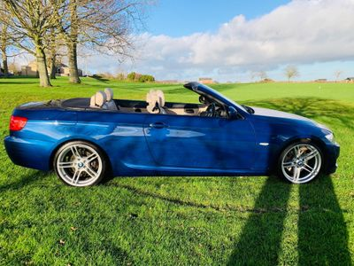 BMW 3 Series Convertible 3.0 325i M Sport Auto 2dr