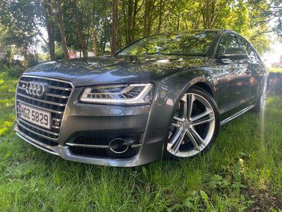 Audi S8 Saloon 4.0 TFSI V8 Tiptronic quattro 4dr