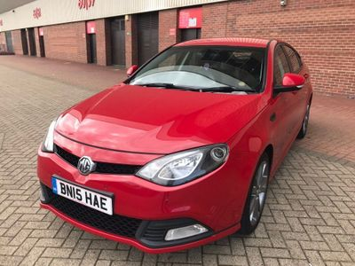 MG MG6 Hatchback 1.9 DTi-Tech GT TSE (s/s) 5dr