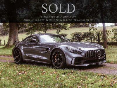 Mercedes-Benz AMG GT Coupe 4.0 V8 BiTurbo GPF R SpdS DCT (s/s) 2dr