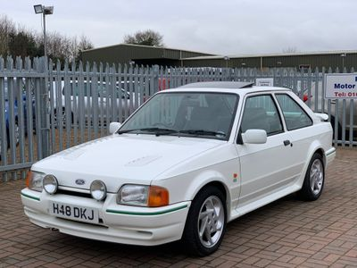 Ford Escort Hatchback 1.6 Turbo RS 3dr