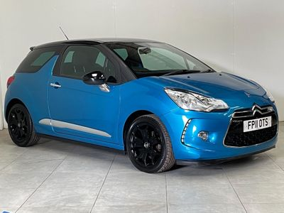 Citroen DS3 Hatchback 1.6 HDi DSport 3dr