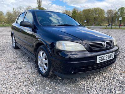 Vauxhall Astra Hatchback 1.7 DTi 16v LS 5dr (a/c)