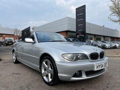 BMW 3 Series Convertible 2.5 325Ci 325 SE Auto 2dr