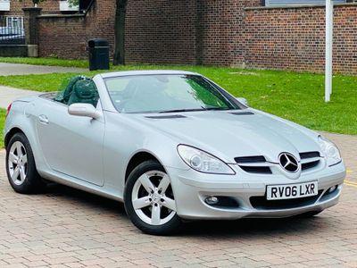 Mercedes-Benz SLK Convertible 3.0 SLK280 2dr