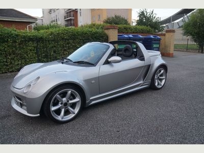 SMART ROADSTER Convertible 0.7 Brabus Roadster 2dr
