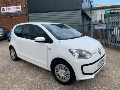 Volkswagen up! Hatchback 1.0 BlueMotion Tech Move up! 3dr