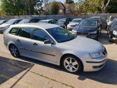 Saab 9-3 Estate 1.9 TiD Vector Sport SportWagon 5dr