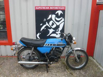 Yamaha RD200 Unlisted