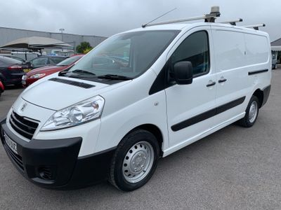 Peugeot Expert Panel Van 2.0 HDi (EU5) L2 H1 LWB 4dr
