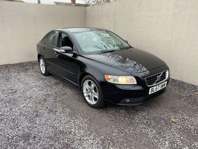 Volvo S40 Saloon 2.0 SE Lux 4dr