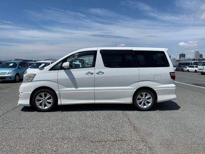 Toyota Alphard MPV AS Limited 2.4 Petrol Auto