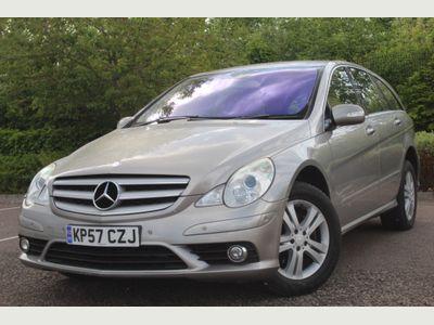 Mercedes-Benz R Class MPV 3.0 R320 CDI SE 7G-Tronic 5dr (5 seats)