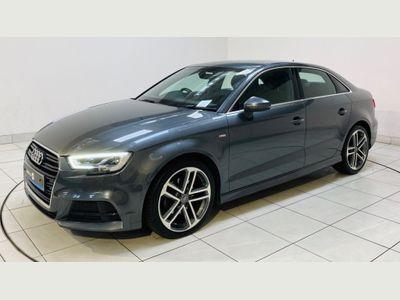 Audi A3 Saloon 2.0 TDI S line (s/s) 4dr