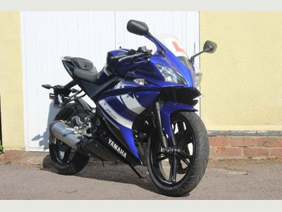 Yamaha YZF-R125 Sports Tourer 125