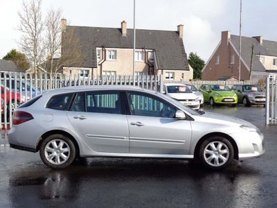Renault Laguna Estate 1.5 dCi eco2 TomTom Edition 5dr (Tom Tom)