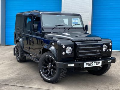 Land Rover Defender 110 SUV 2.2D XS Utility Station Wagon MWB 5dr