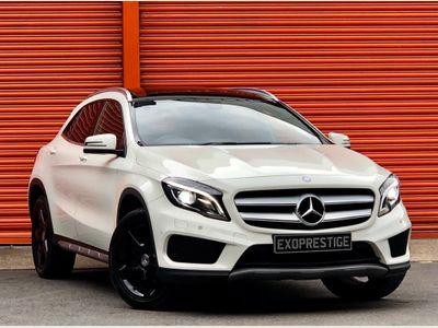 Mercedes-Benz GLA Class SUV 2.1 GLA200 CDI AMG Line (Premium Plus) 7G-DCT 5dr