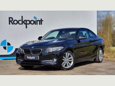 BMW 2 Series Coupe 2.0 220d Sport Auto xDrive (s/s) 2dr