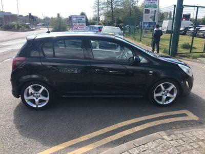 Vauxhall Corsa Hatchback 1.4 i 16v SRi 5dr (a/c)