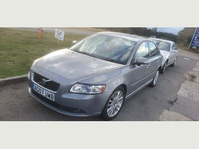 Volvo S40 Saloon 2.4 D5 SE Lux Geartronic 4dr