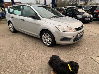 Ford Focus Estate 1.6 TDCi Studio 5dr