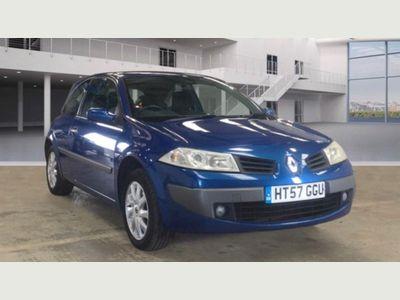 Renault Megane Hatchback 1.6 VVT Dynamique 3dr