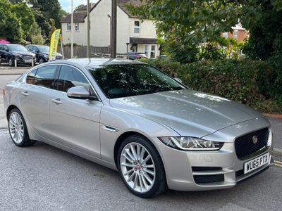 Jaguar XE Saloon 2.0 GTDi Portfolio Auto (s/s) 4dr