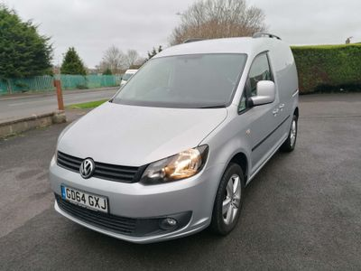 Volkswagen Caddy Panel Van 2.0 TDI C20 Highline Panel Van DSG 3dr