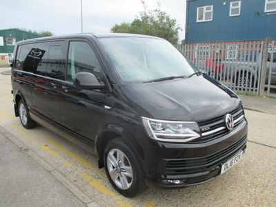 Volkswagen Transporter Other 2.0 BiTDI T32 BlueMotion Tech Highline Crew Van DSG 4Motion (s/s) 5dr