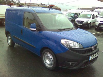 Fiat Doblo Panel Van 1.3 MultiJetII SX L1 H1 EU5 (s/s) 5dr