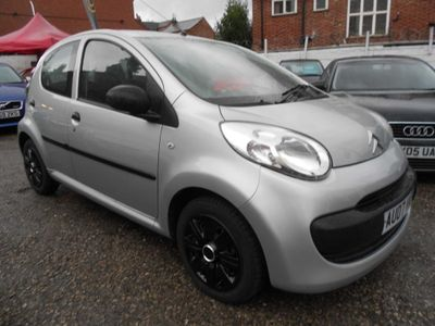 Citroen C1 Hatchback 1.0 i Airplay+ 5dr