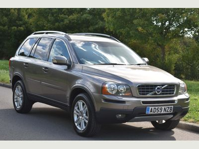 Volvo XC90 SUV 2.4 D5 SE Premium Geartronic AWD 5dr