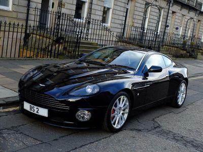 Aston Martin Vanquish Coupe 5.9 S 2dr