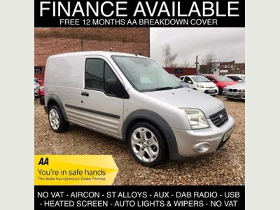 Ford Transit Connect Panel Van 1.8 TDCi T220 Trend Panel Van SWB 4dr DPF