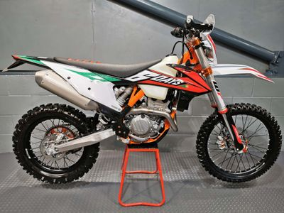 KTM EXC Enduro 250 EXC SIX DAYS
