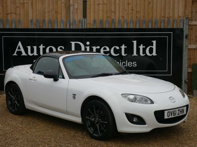 Mazda MX-5 Coupe 2.0 Sport Black Black Edition Roadster 2dr