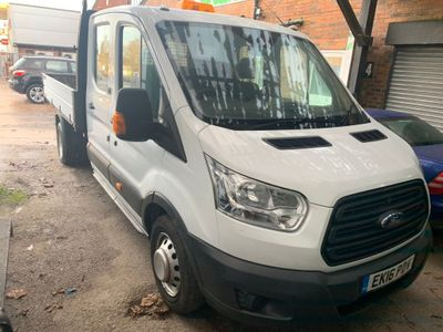 Ford Transit Chassis Cab 2.2 TDCi 350 L3H1 Double Cab Chassis Cab RWD 4dr