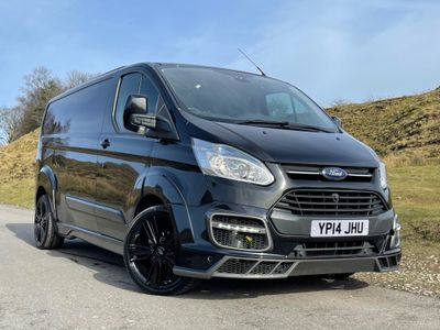 Ford Transit Custom Panel Van Sport Wide Body Kit 2.2 TDCi 290 Limited