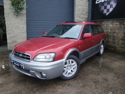 Subaru Legacy Estate 2.5 Outback Sports Tourer 4WD 5dr