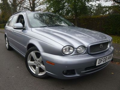 Jaguar X-Type Estate 2.2 D SE 5dr