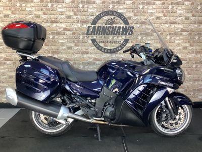 Kawasaki GTR1400 Tourer 1400